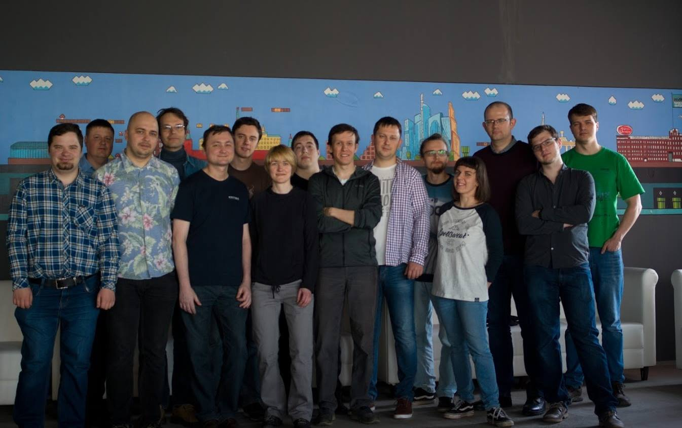 NextGIS Team, April 2019