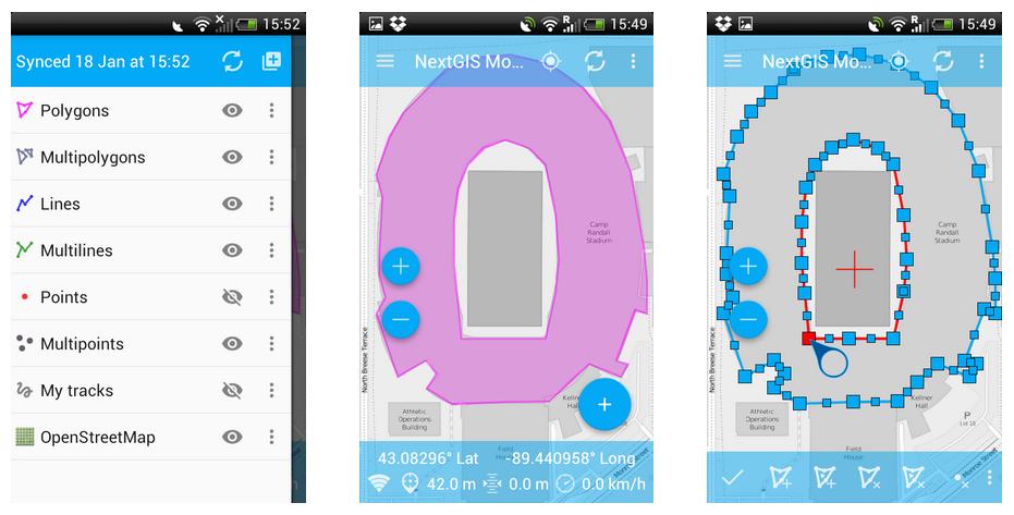 NextGIS Mobile eng