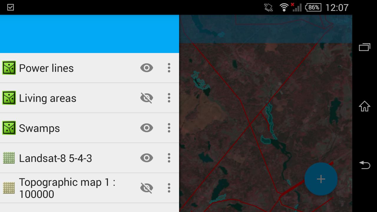 NextGIS Mobile 2 1 is out! | NextGIS